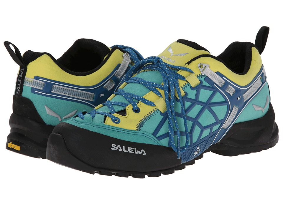 SALEWA Wildfire Pro (Bright Acqua/Reef) Women