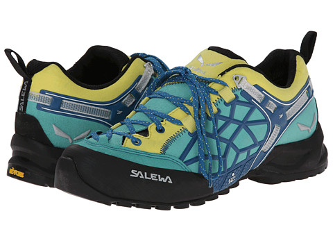 SALEWA - Wildfire Pro (Bright Acqua/Reef) Women's Shoes