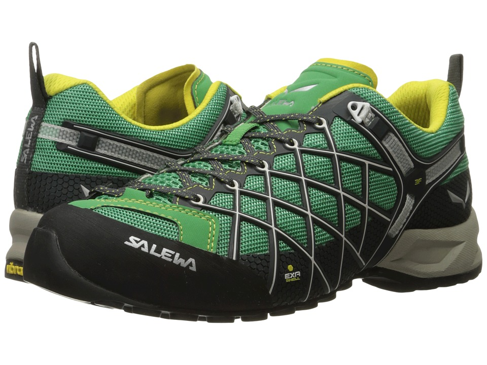 SALEWA - Wildfire Vent (Carbon/Assenzio) Women's Shoes