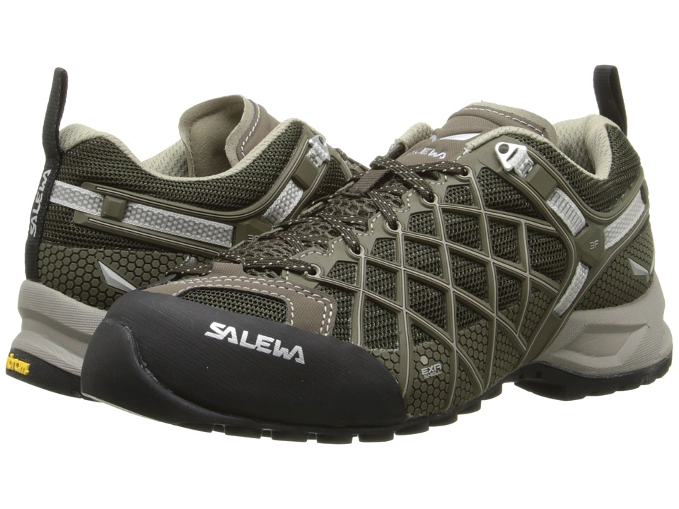 SALEWA - Wildfire Vent (Black/Juta) Women's Shoes