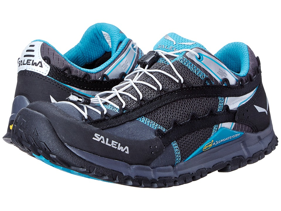 SALEWA - Speed Ascent (Carbon/Pagoda) Women's Shoes
