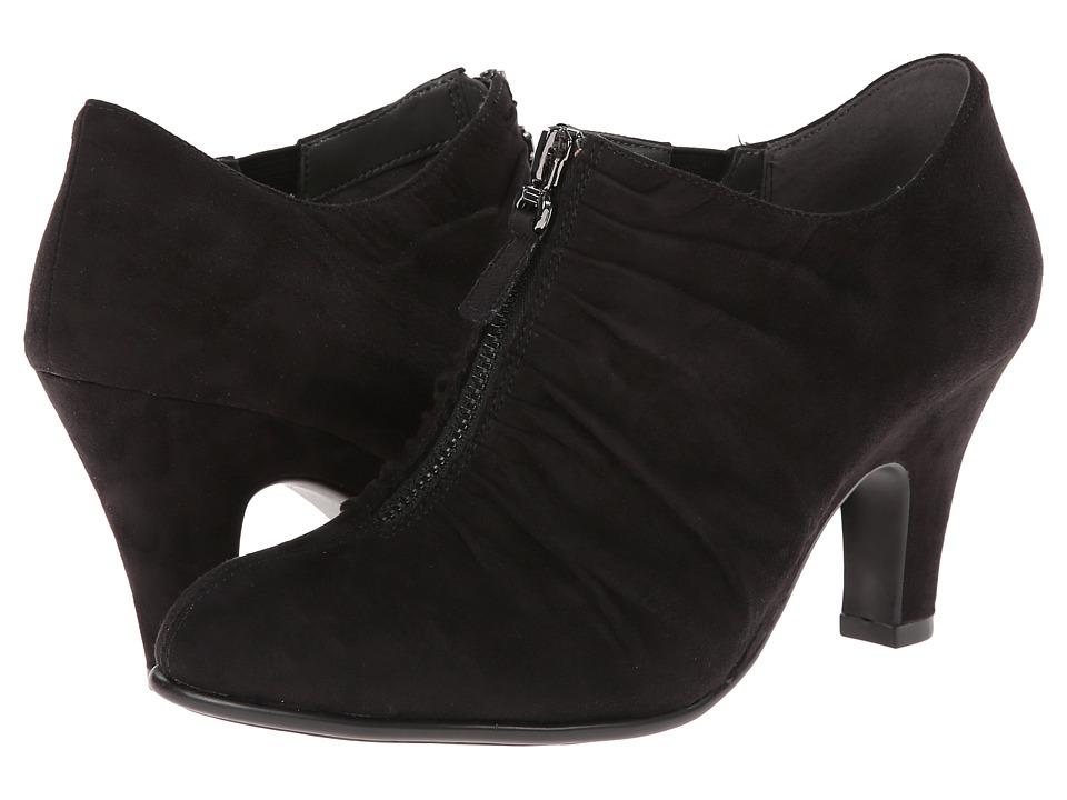 Aerosoles - Jalapeno (Black) Women's Zip Boots