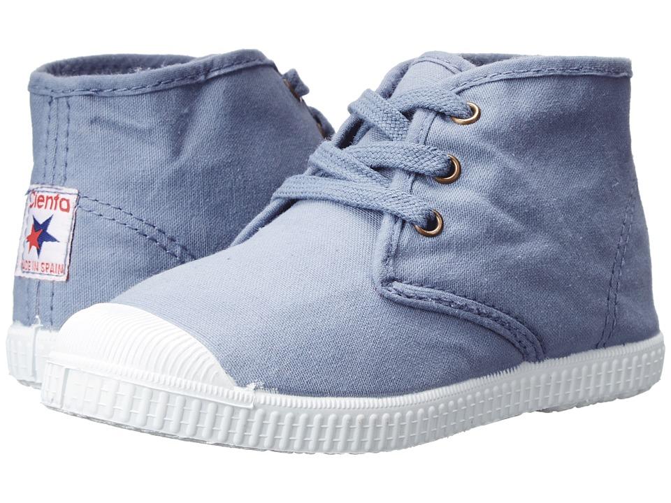 Cienta Kids Shoes - 60997 (Toddler/Little Kid/Big Kid) (Denim) Girl's Shoes