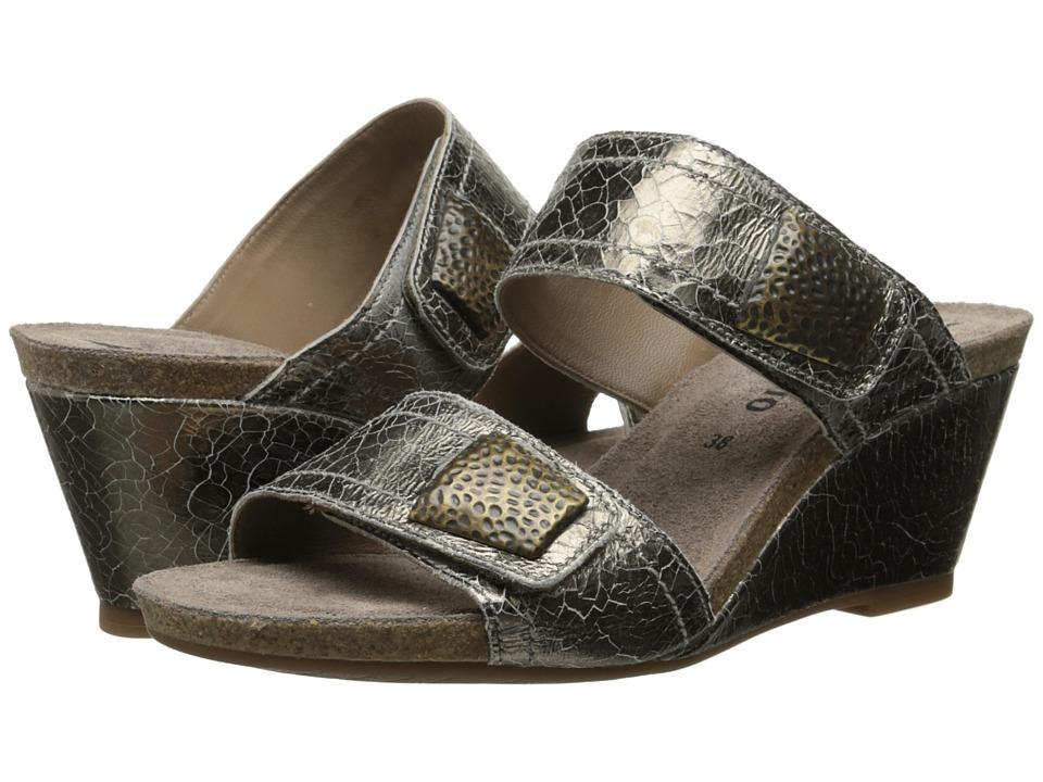 Mephisto - Jocelyne (Titanium Ice) Women's Wedge Shoes