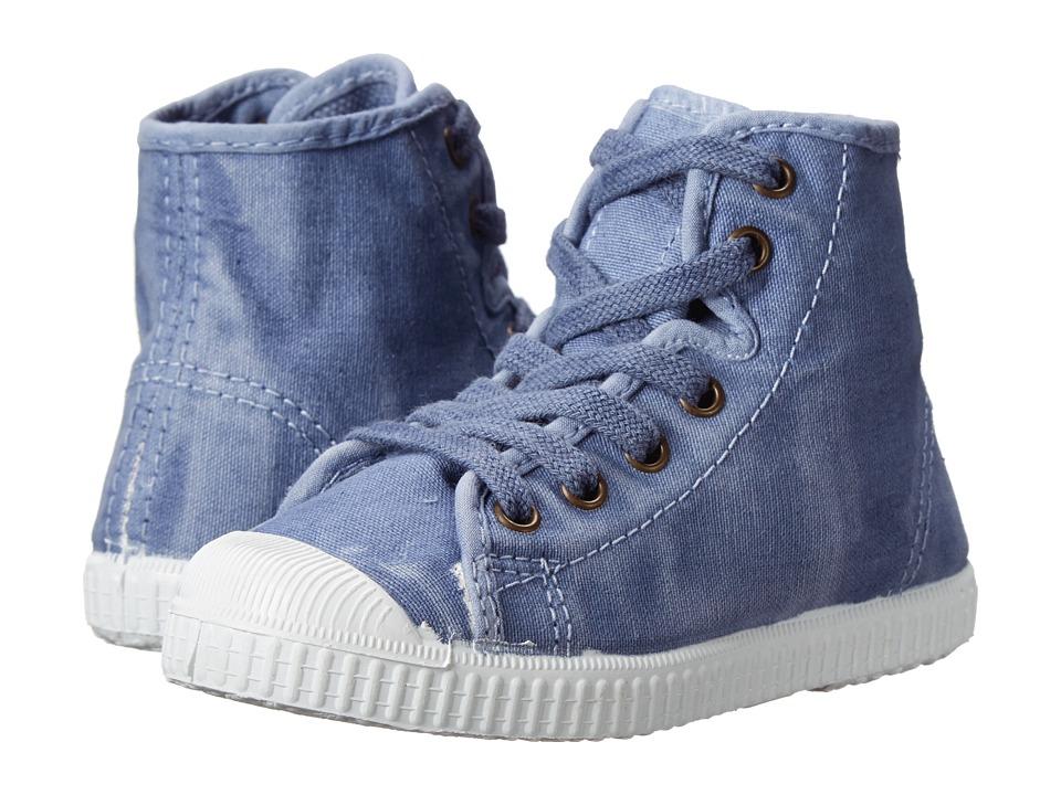 Cienta Kids Shoes - 61777 (Toddler/Little Kid/Big Kid) (Denim) Kid's Shoes