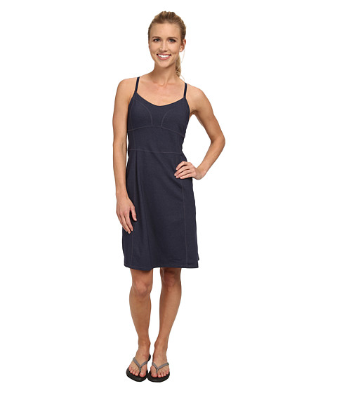 Lucy - Stand Strong Dress (Lucy Navy Heather/Lucy Navy) Women
