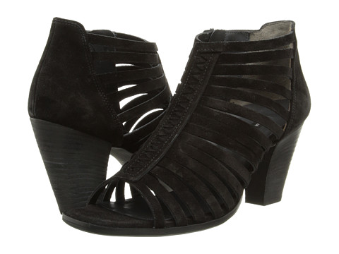 Paul Green - Cynthia (Black Suede) High Heels