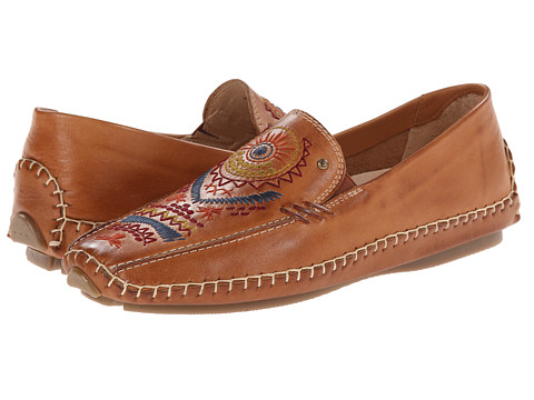Pikolinos - Jerez 578-3510 (Brandy) Women's Slip on Shoes