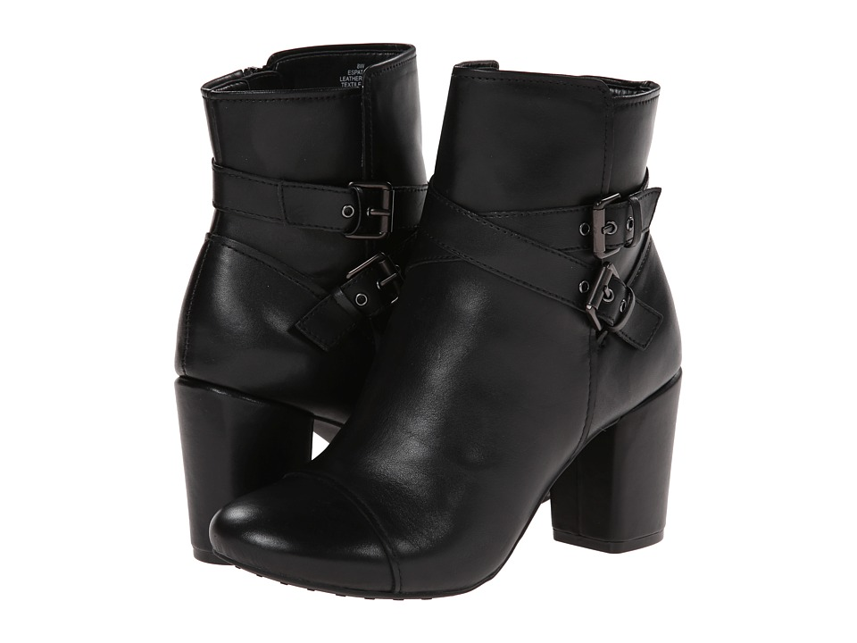 Easy Spirit Patara (Black Multi Leather) Women