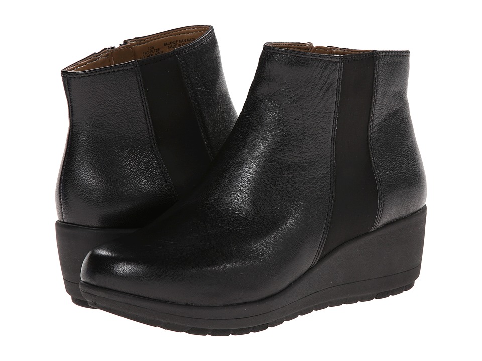 Easy Spirit - Cheltzie (Black Multi Leather) Women