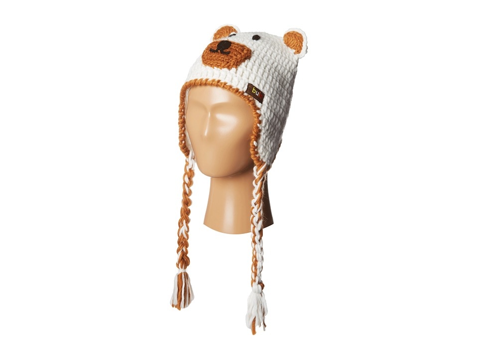 BULA - Puppet Peruvian (Big Kid) (Baby Bear) Knit Hats