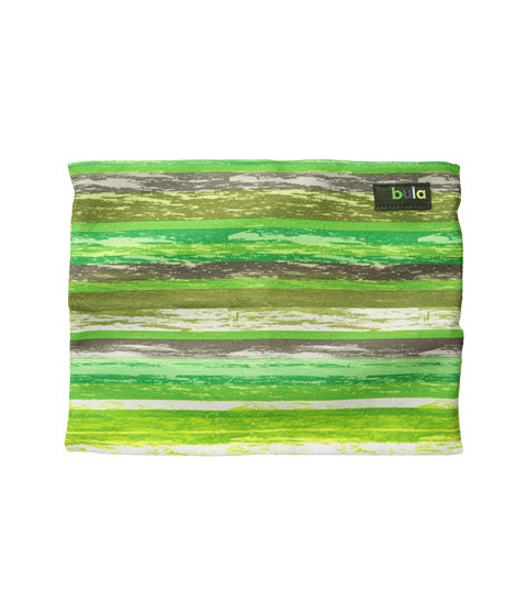 BULA - Printed Neck Gator (Big Kid) (Fuzzy Grass) Scarves