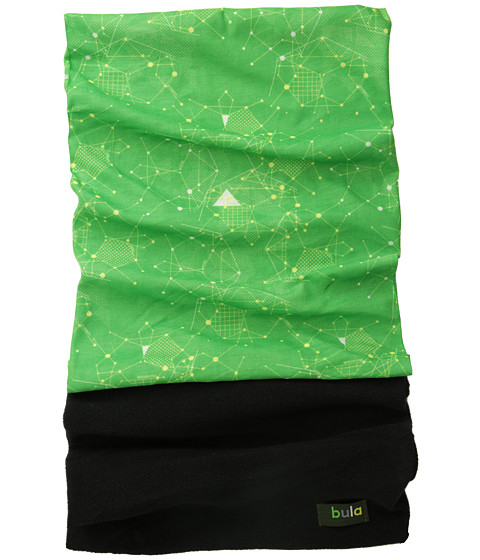 BULA - Rage Micro Comb (Big Kid) (Cosmic Green) Scarves