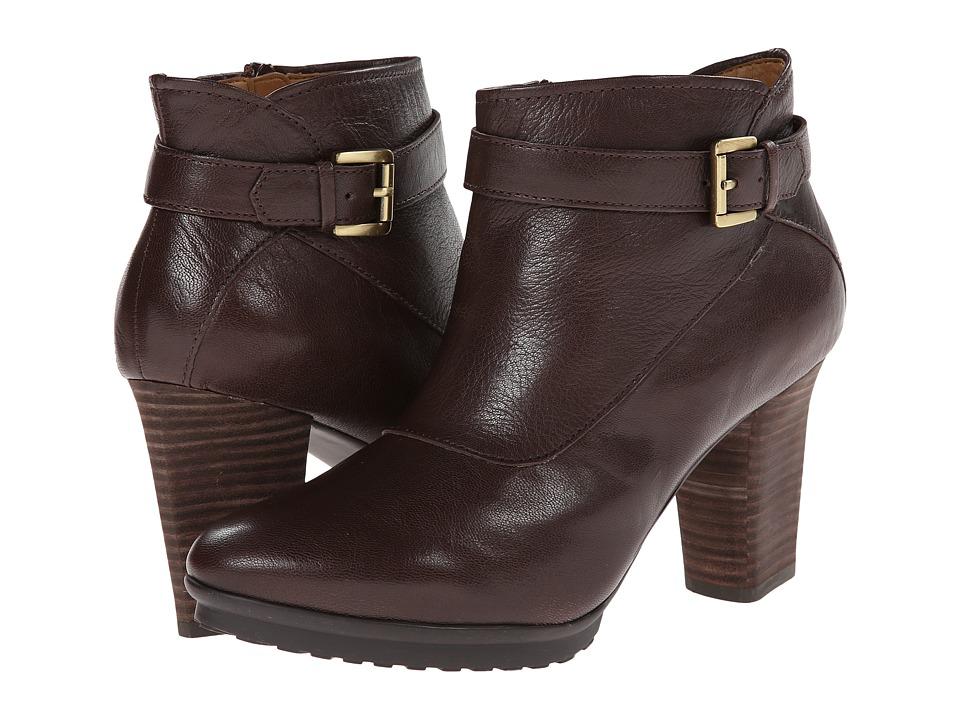 Easy Spirit - Kavina (Dark Brown Leather) Women