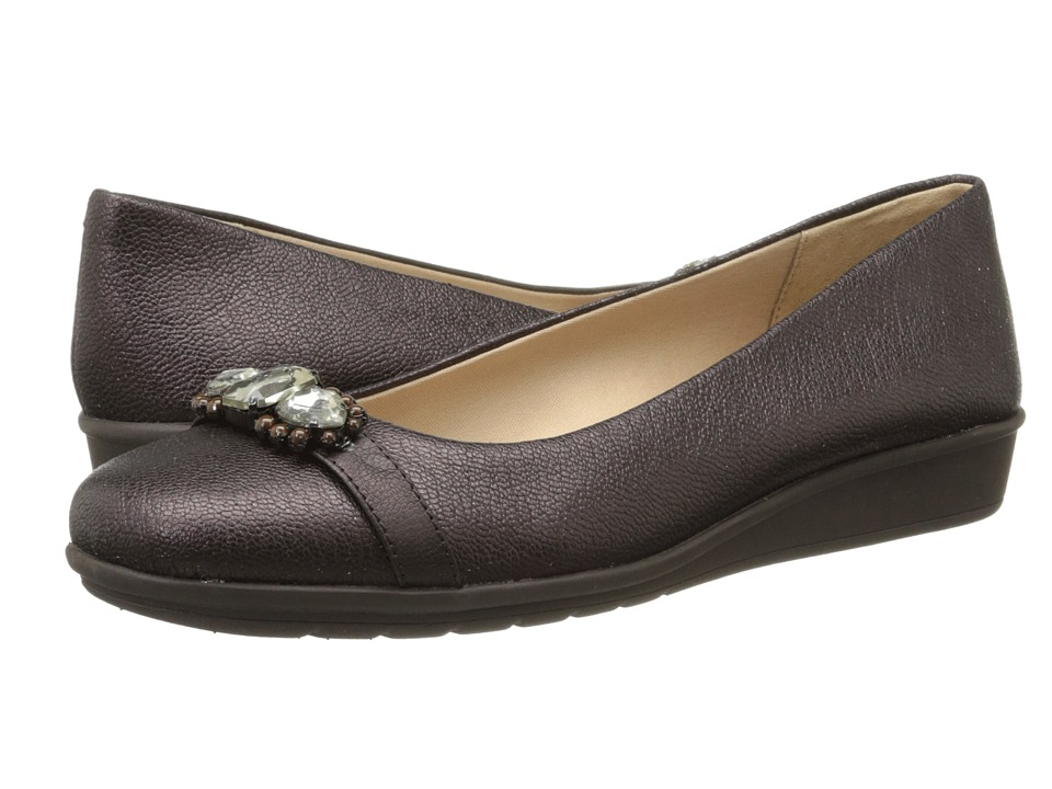 Easy Spirit - Jolana (Copper Leather) Women's Shoes