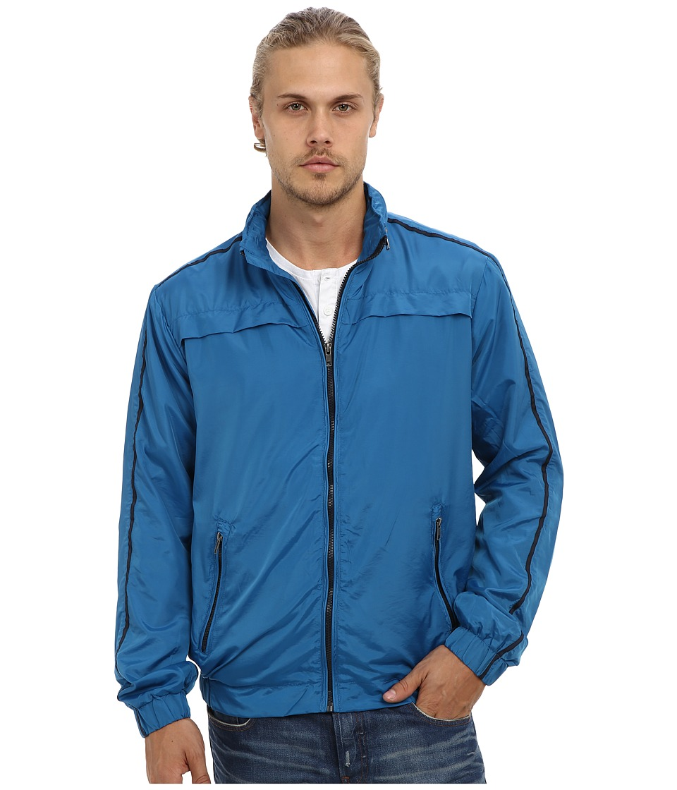 Mavi Jeans - Nylon Jacket (Petrol) Men's Coat