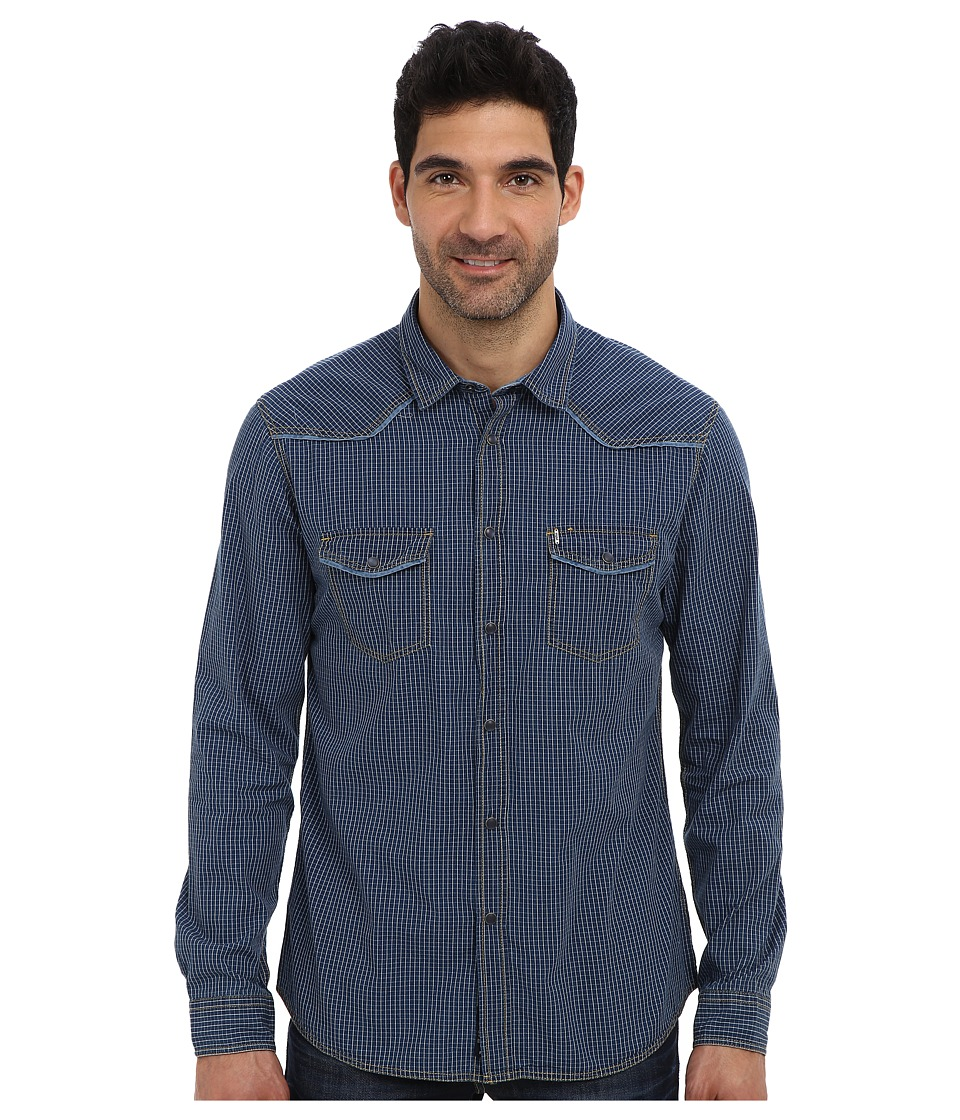 Mavi Jeans - Checked Shirt (Indigo) Men