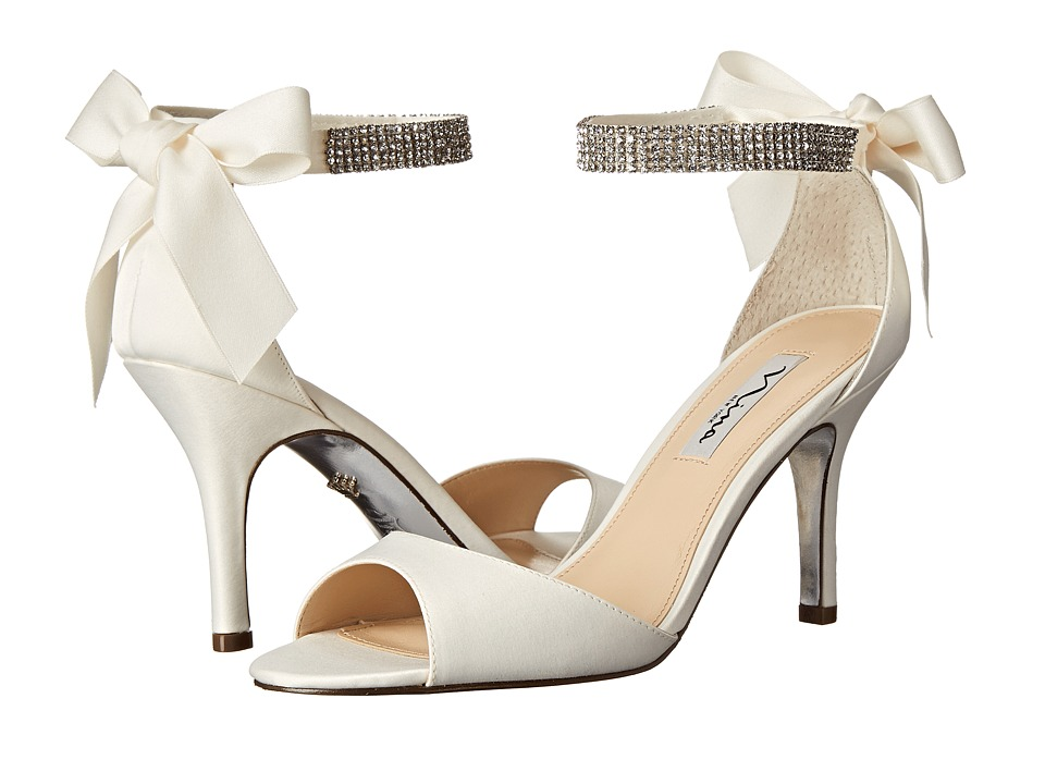 Nina - Vinnie (Ivory) High Heels