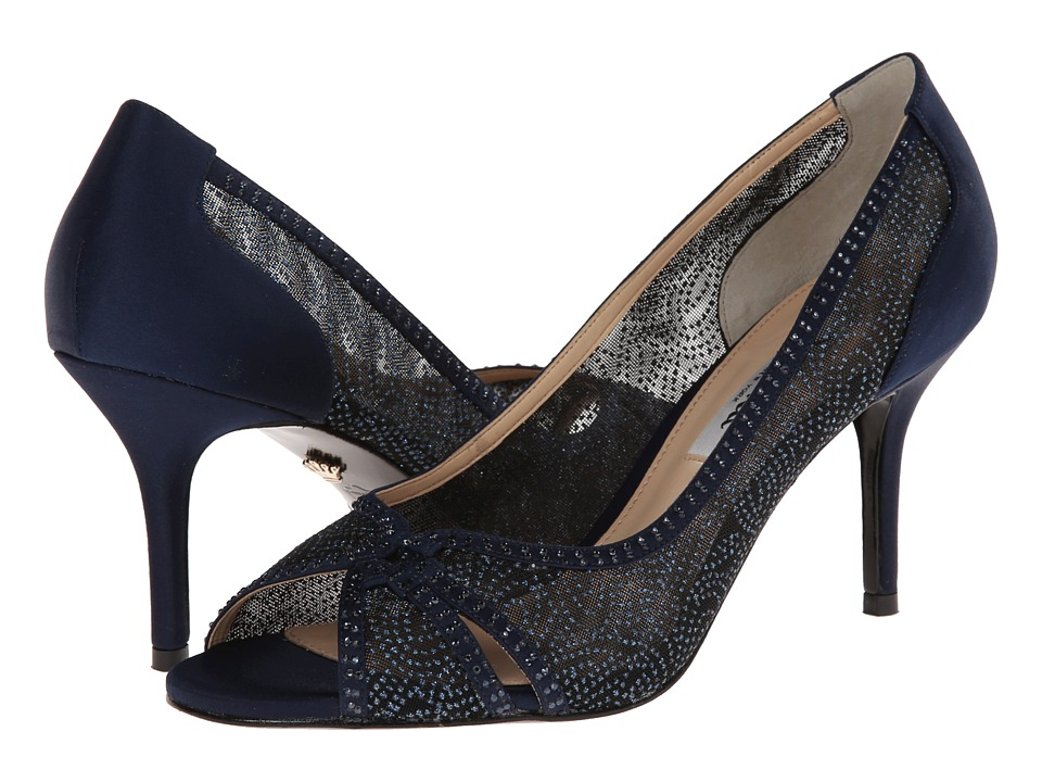 Nina - Fresh (New Navy/Navy) High Heels