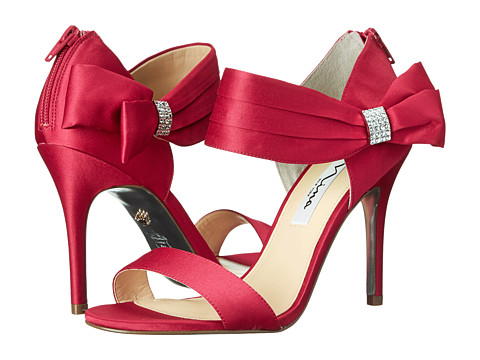 Nina - Cosmos (Berry) High Heels