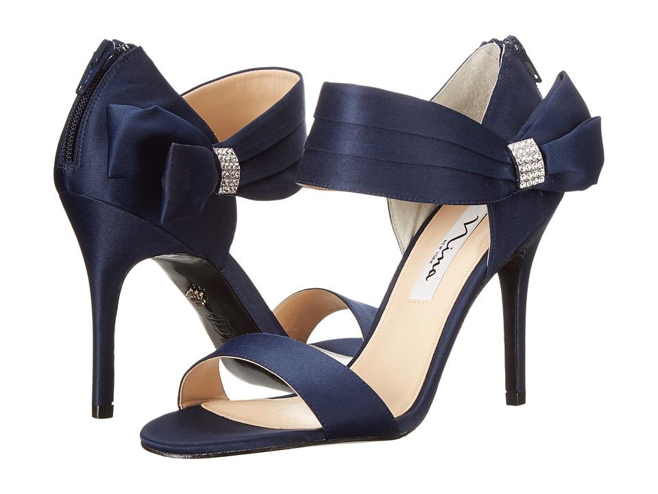 Nina - Cosmos (New Navy) High Heels
