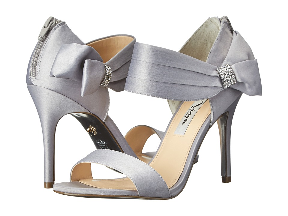 Nina - Cosmos (Royal Silver) High Heels