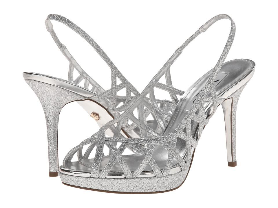 Nina Fantina (Silver) High Heels