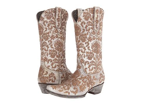 Old Gringo - Nadia (Milk) Cowboy Boots