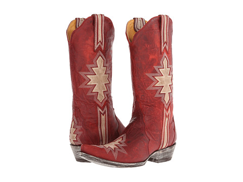 Old Gringo - Quanah (Red) Cowboy Boots