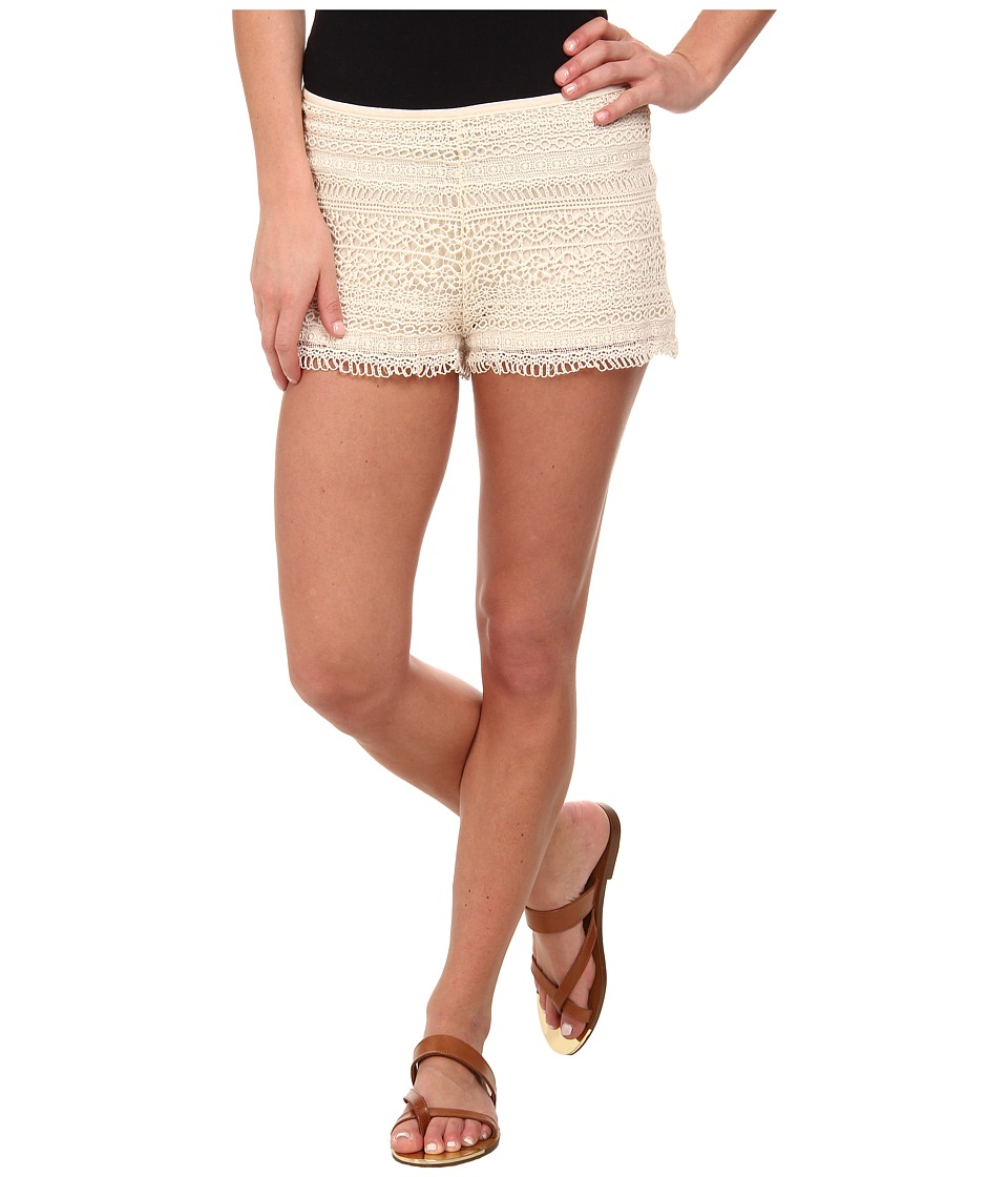 BB Dakota - Holland Shorts (Ivory) Women's Shorts