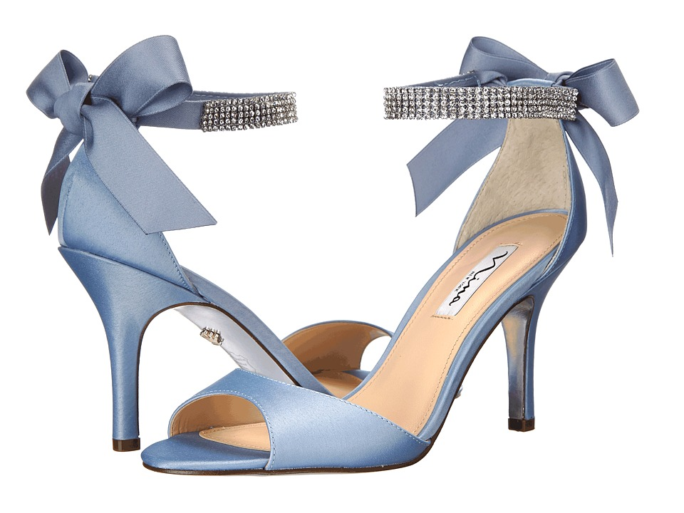 Nina - Vinnie (New Dusty Blue) High Heels