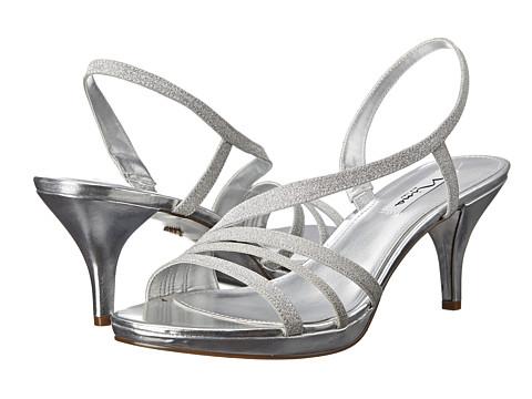 Nina - Neely (Silver) High Heels