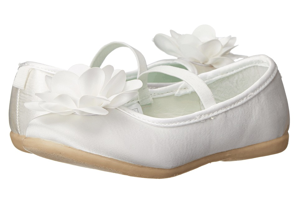 Carters - Vickie (Toddler/Little Kid) (Ivory) Girl's Shoes