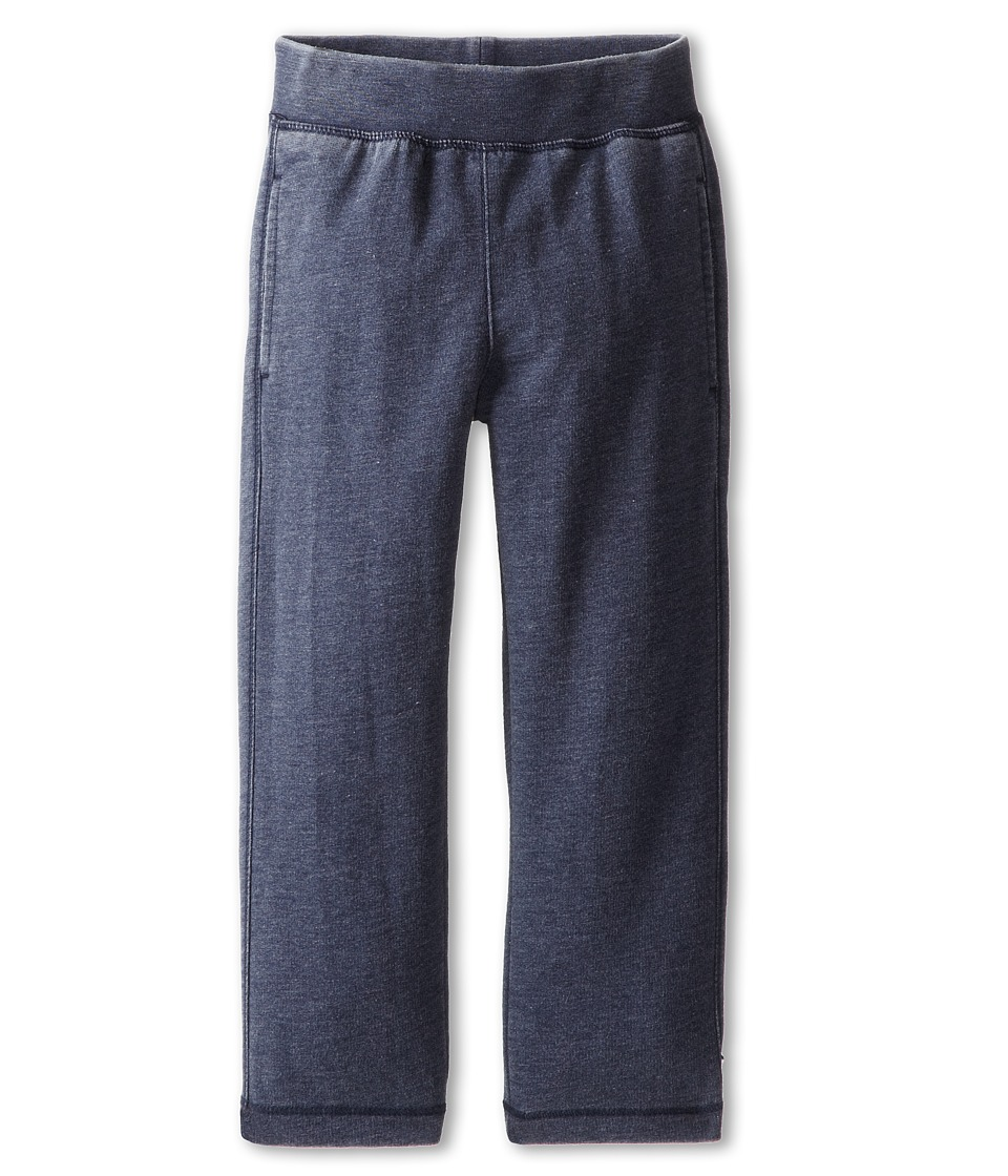 Splendid Littles - Knit Burnout Pant (Toddler) (Navy) Boy's Casual Pants