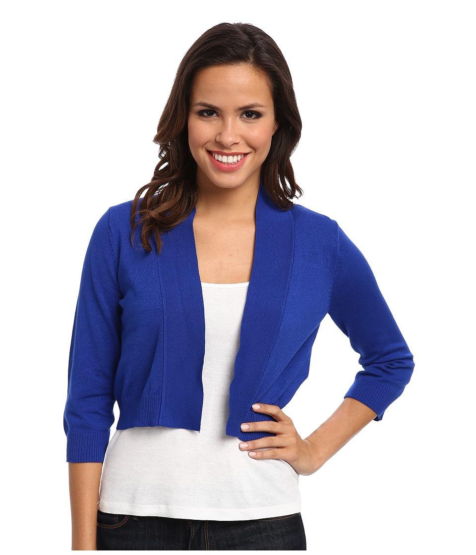 rsvp - Bre Shrug (Cobalt/Cobalt/Academy) Women's Sweater