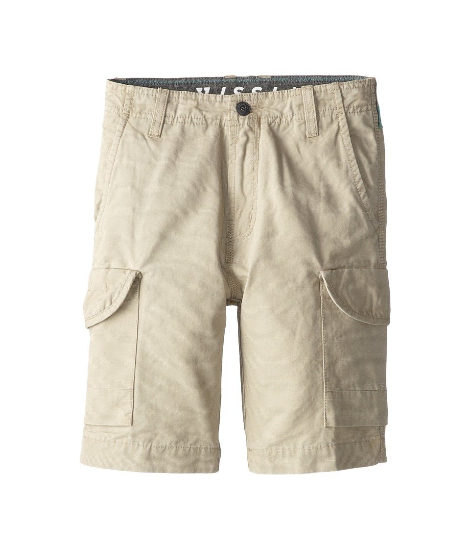 VISSLA Kids - Gunner Walkshort (Big Kids) (Chino) Boy's Shorts