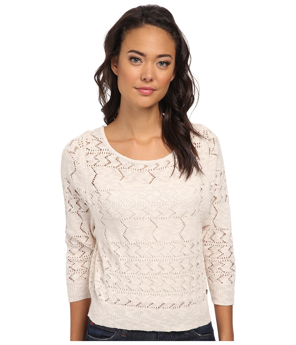 Roxy - Lafayette Sweater (Natural Pattern) Women