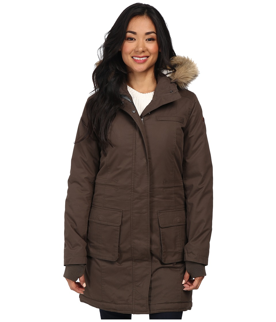 Roxy - Road Trip Jacket (Major Brown) Women