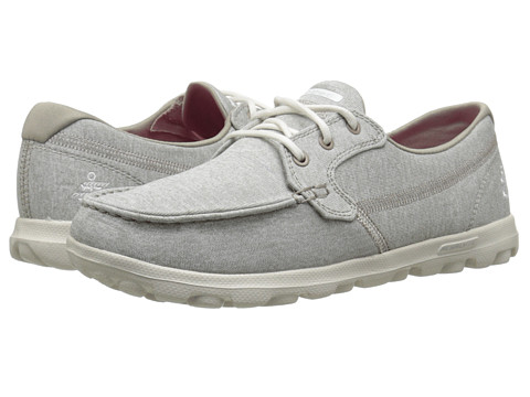 SKECHERS Performance - On The GO (Taupe) Women's Shoes