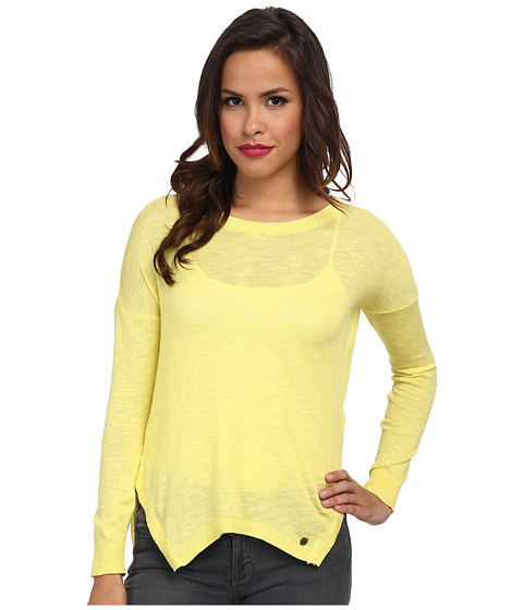 Mavi Jeans - Sweater (Yellow) Women