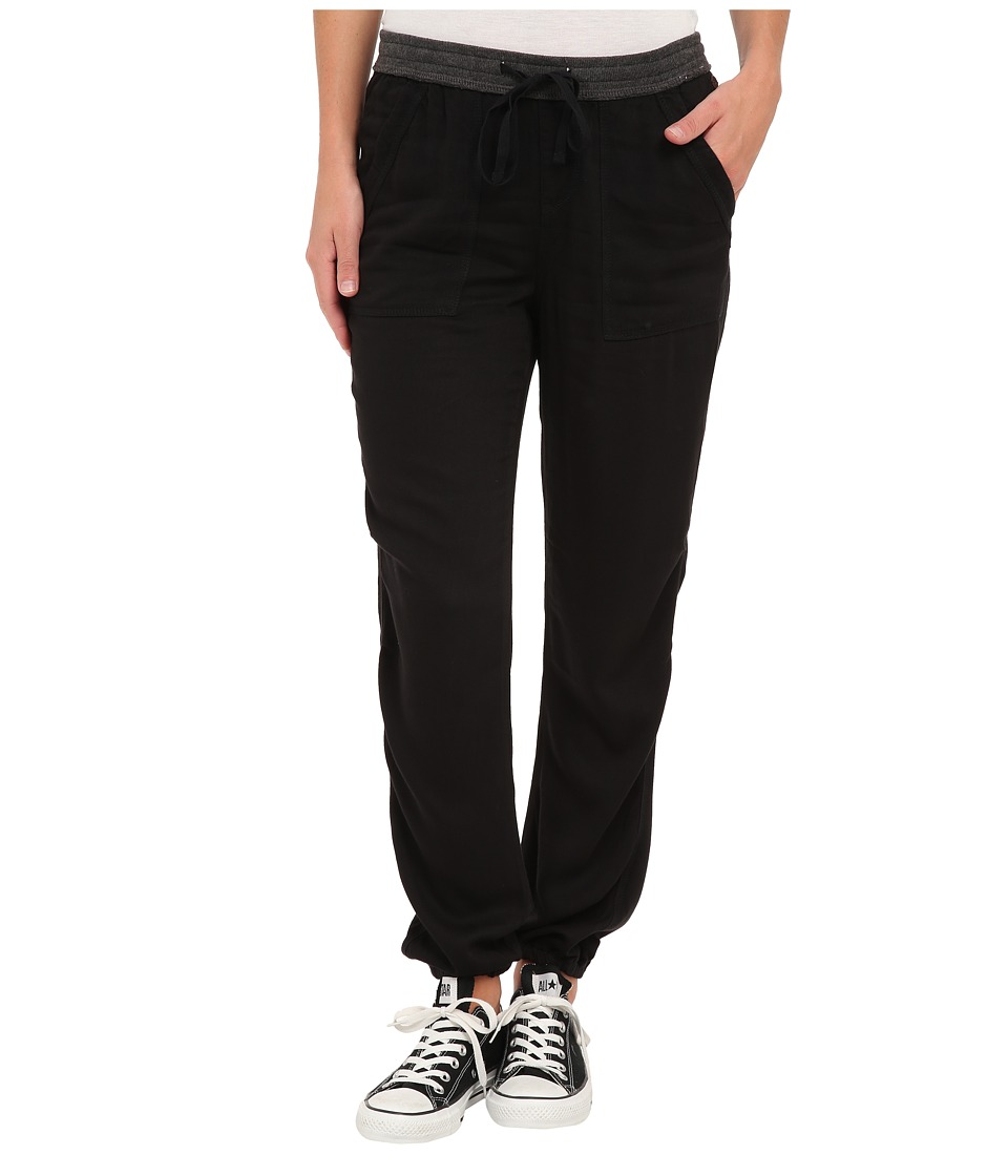 Roxy - Holly Pant (True Black) Women's Casual Pants