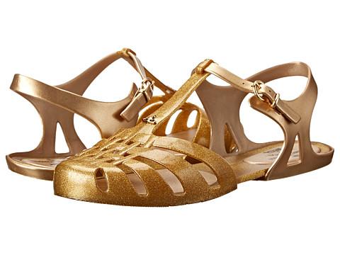 Vivienne Westwood - Anglomania + Melissa Aranha (Gold Glitter) Women