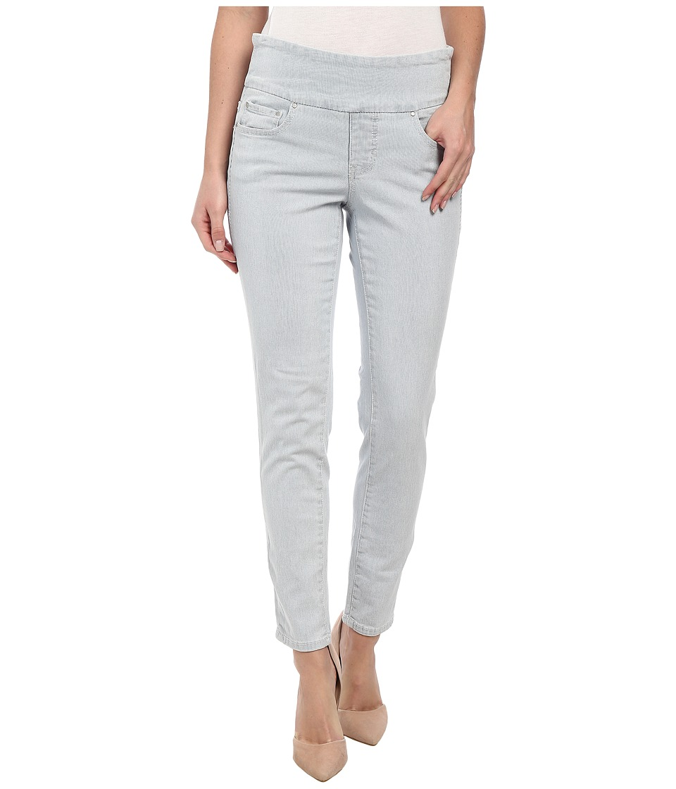 Jag Jeans - Amelia Pull-On Slim Ankle Engineer Stripe in Bleached Indigo (Bleached Indigo) Women