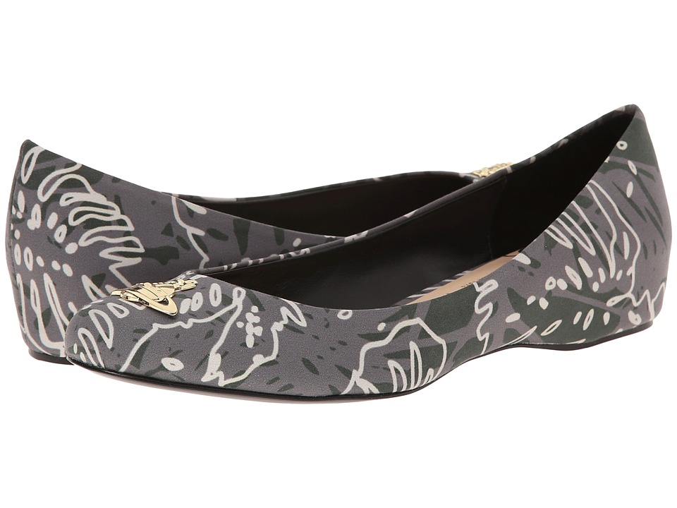 Vivienne Westwood - Hara II (Grey/Forest Printed Canvas) Women