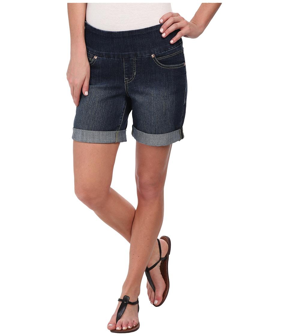 Jag Jeans - Jordan Comfort Denim Short (Blue Shadow) Women's Shorts