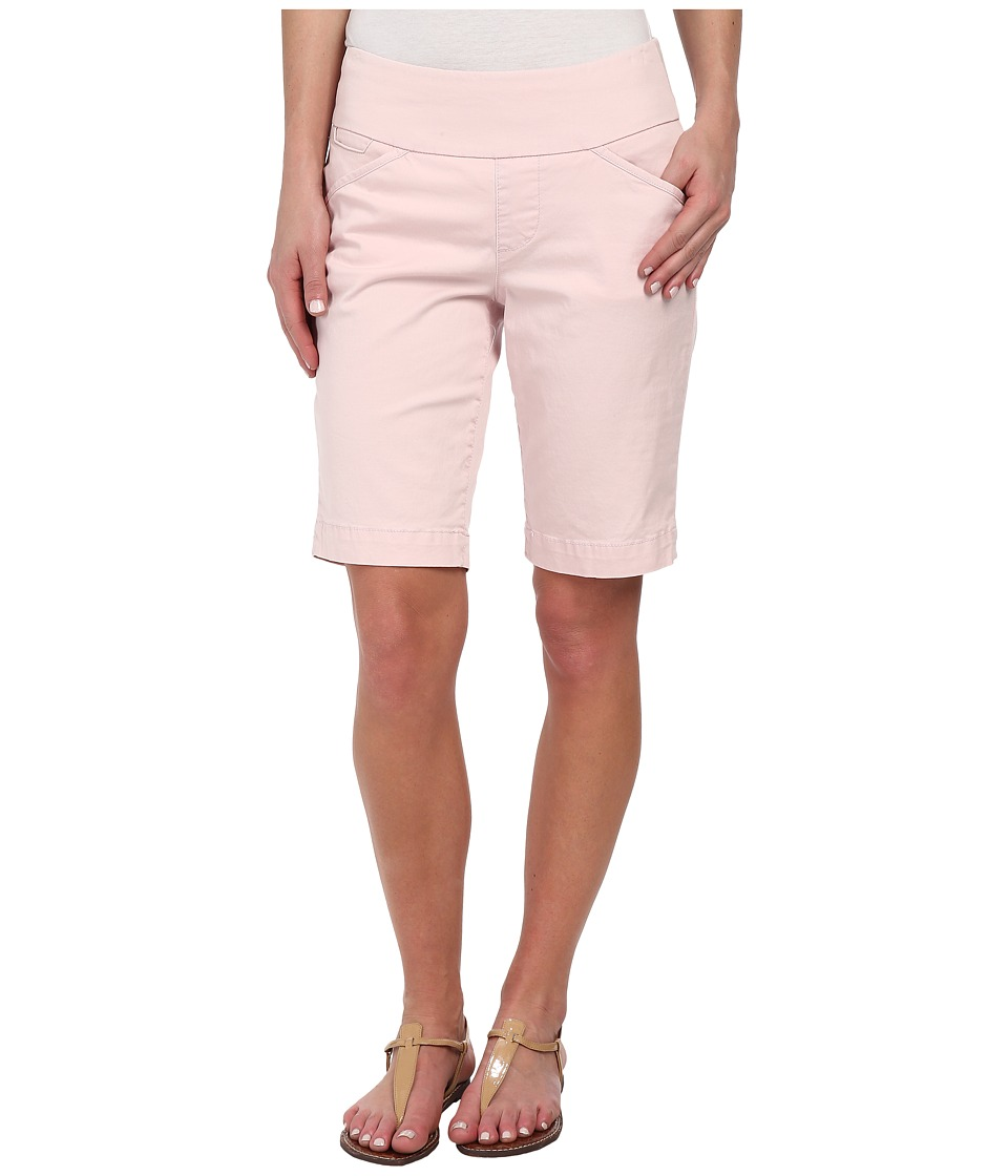 Jag Jeans - Ainsley Bermuda Classic Fit Bay Twill (Blush Pink) Women's Shorts