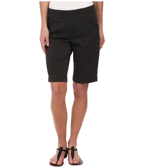 Jag Jeans - Ainsley Bermuda Classic Fit Bay Twill (Cinder) Women's Shorts