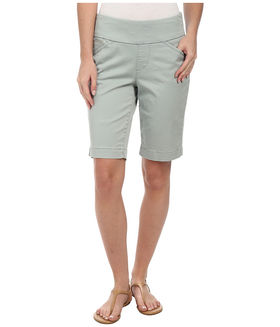 Jag Jeans - Ainsley Bermuda Classic Fit Bay Twill (Sea Glass) Women's Shorts
