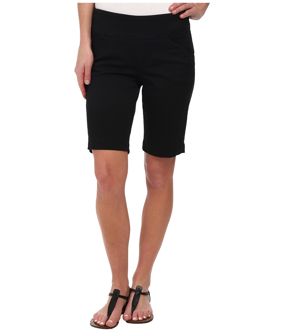Jag Jeans - Ainsley Bermuda Classic Fit Bay Twill (Black) Women's Shorts