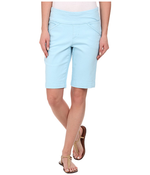 Jag Jeans - Ainsley Bermuda Classic Fit Colored Denim (Azure) Women